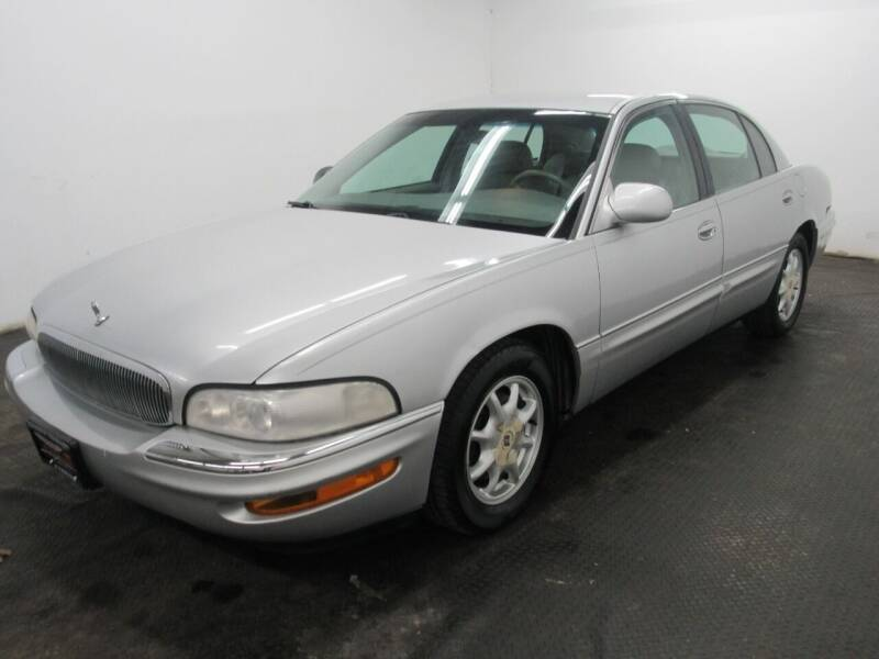2000 Buick Park Avenue for sale at Automotive Connection in Fairfield OH
