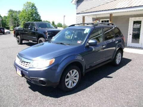 2011 Subaru Forester for sale at Lakes Region Auto Source LLC in New Durham NH