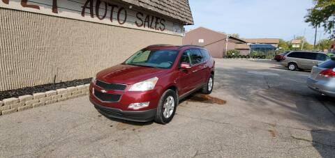 2009 Chevrolet Traverse for sale at Harvey Auto Sales, LLC. in Flint MI