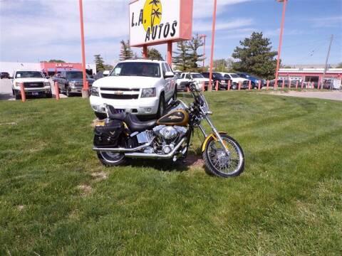 2008 Harley-Davidson FXR for sale at L A AUTOS in Omaha NE