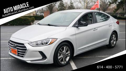 2017 Hyundai Elantra for sale at Auto Miracle in Columbus OH