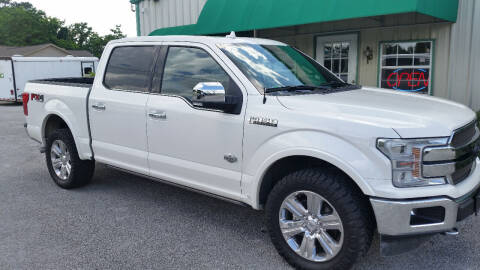 2018 Ford F-150 for sale at Haigler Motors Inc in Tyler TX