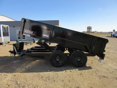 "2020 Midsota 82"" x 12' for sale at Nore's Auto & Trailer Sales - Dump Trailers in Kenmare ND"