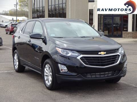 2020 Chevrolet Equinox for sale at RAVMOTORS 2 in Crystal MN