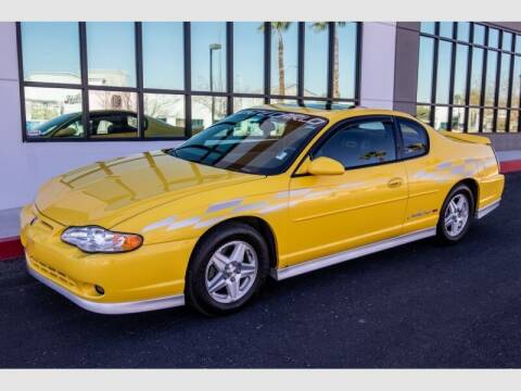 2002 Chevrolet Monte Carlo for sale at REVEURO in Las Vegas NV