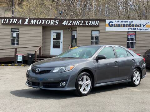 2014 Toyota Camry for sale at Ultra 1 Motors in Pittsburgh PA