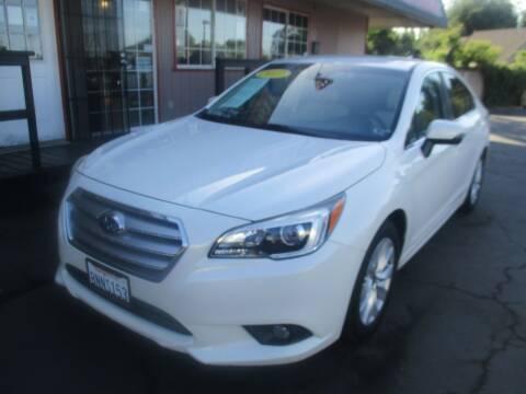 2017 Subaru Legacy for sale at Quick Auto Sales in Modesto CA