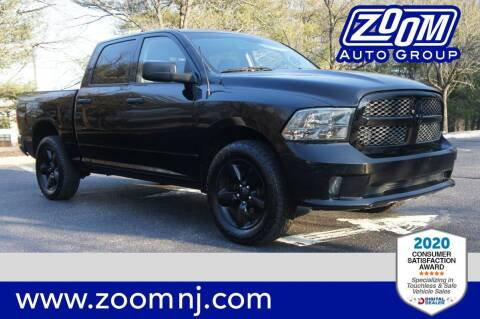 2014 RAM Ram Pickup 1500 for sale at Zoom Auto Group in Parsippany NJ