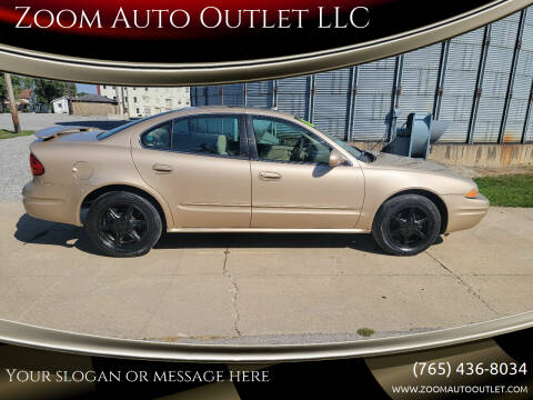 2002 Oldsmobile Alero for sale at Zoom Auto Outlet LLC in Thorntown IN
