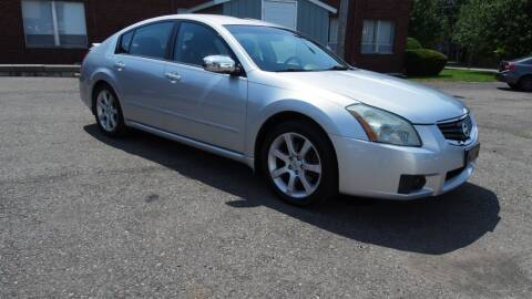2008 Nissan Maxima for sale at Just In Time Auto in Endicott NY