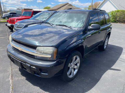 2003 Chevrolet TrailBlazer for sale at MARK CRIST MOTORSPORTS in Angola IN