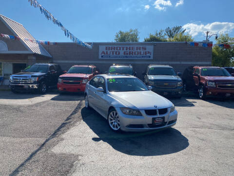 2006 BMW 3 Series for sale at Brothers Auto Group in Youngstown OH