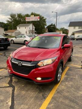 2016 Honda HR-V for sale at Dream Auto Sales in South Milwaukee WI