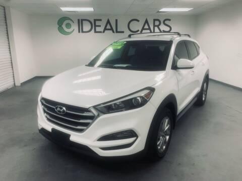 2018 Hyundai Tucson for sale at Ideal Cars Broadway in Mesa AZ