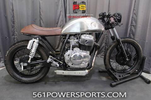 1981 Yamaha XS400 for sale at Powersports of Palm Beach in Hollywood FL