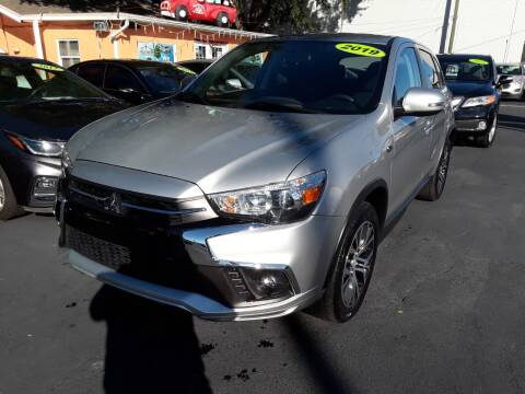 2019 Mitsubishi Outlander Sport for sale at Gold Motors Auto Group Inc in Tampa FL