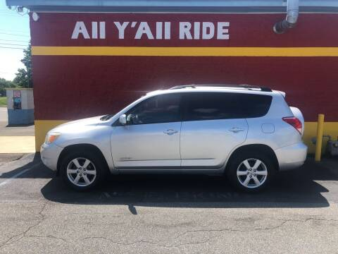 2007 Toyota RAV4 for sale at Big Daddy's Auto in Winston-Salem NC