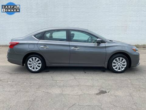 2017 Nissan Sentra for sale at Smart Chevrolet in Madison NC