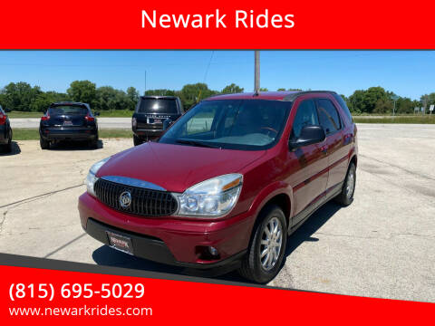2006 Buick Rendezvous for sale at Newark Rides in Newark IL