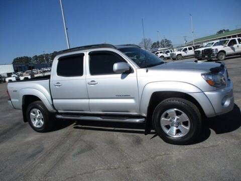 2006 Toyota Tacoma for sale at GOWEN WHOLESALE AUTO in Lawrenceburg TN