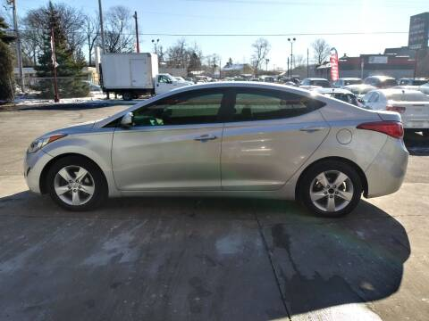2013 Hyundai Elantra for sale at Autoplex 2 in Milwaukee WI