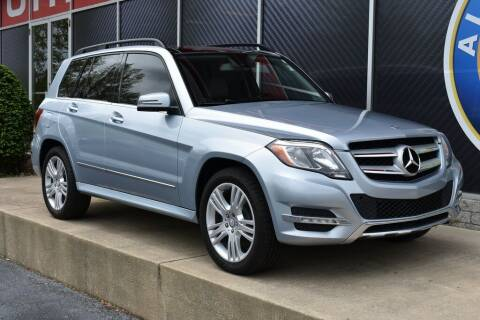2015 Mercedes-Benz GLK for sale at Alfa Romeo & Fiat of Strongsville in Strongsville OH