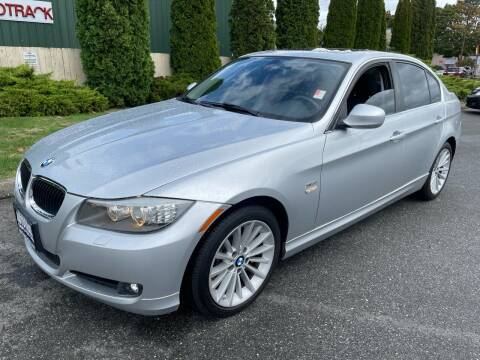 2011 BMW 3 Series for sale at AUTOTRACK INC in Mount Vernon WA