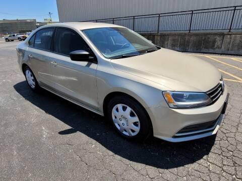 2016 Volkswagen Jetta for sale at Vision Motorsports in Tulsa OK