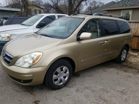 2007 Hyundai Entourage for sale at Nile Auto in Fort Worth TX
