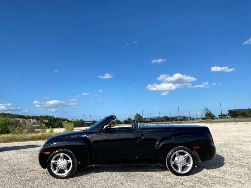 2004 Chevrolet SSR for sale in San Antonio, TX
