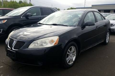 2005 Pontiac G6 for sale at Angelo's Auto Sales in Lowellville OH