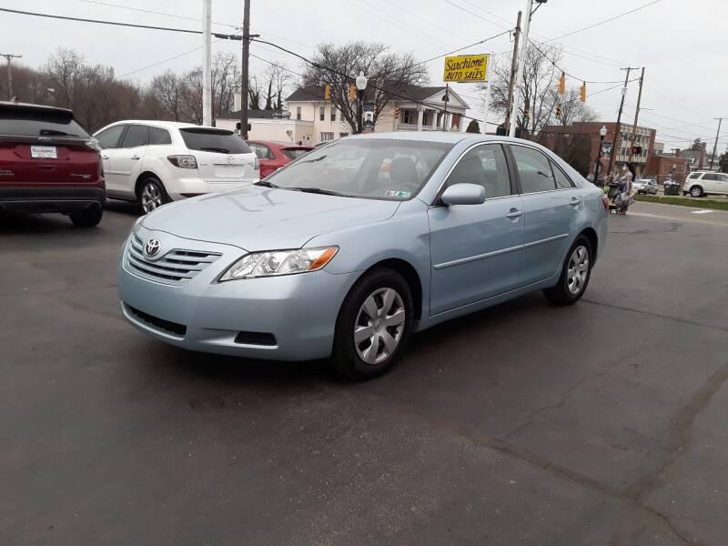 2009 Toyota Camry for sale at Sarchione INC in Alliance OH