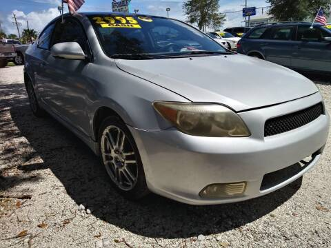 2005 Scion tC for sale at AFFORDABLE AUTO SALES OF STUART in Stuart FL