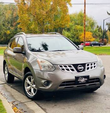 2011 Nissan Rogue for sale at Boise Auto Group in Boise ID