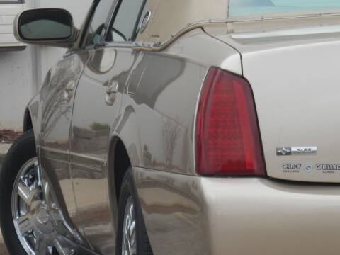 2005 Cadillac DeVille for sale at Moto Zone Inc in Melrose Park IL