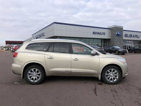 2015 Buick Enclave for sale at Schulte Subaru in Sioux Falls SD