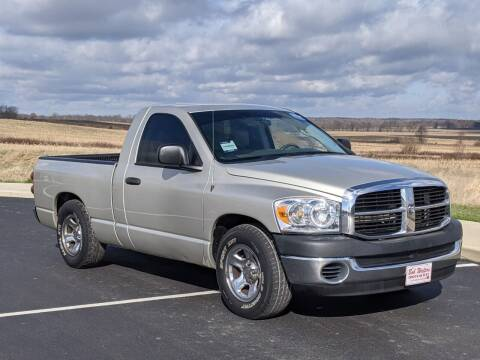 2008 Dodge Ram Pickup 1500 for sale at Bob Walters Linton Motors in Linton IN