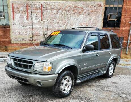 1999 Ford Explorer for sale at Lincoln County Automotive in Fayetteville TN