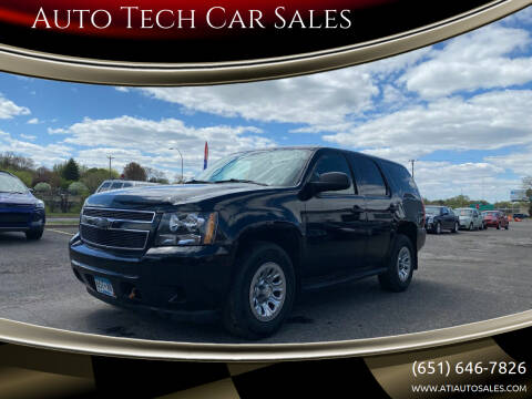2009 Chevrolet Tahoe for sale at Auto Tech Car Sales in Saint Paul MN