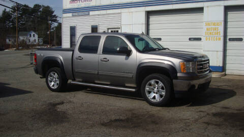 2007 GMC Sierra 1500 for sale at Southeast Motors INC in Middleboro MA