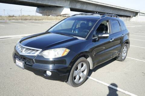 2007 Acura RDX for sale at Sports Plus Motor Group LLC in Sunnyvale CA