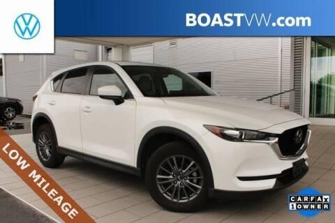2019 Mazda CX-5 for sale at BOAST MOTORCARS in Bradenton FL
