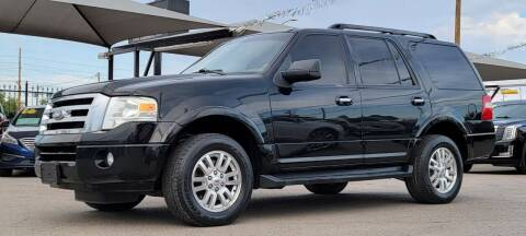 2011 Ford Expedition for sale at Elite Motors in El Paso TX