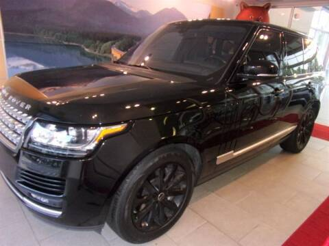 2016 Land Rover Range Rover for sale at Adams Auto Group Inc. in Charlotte NC
