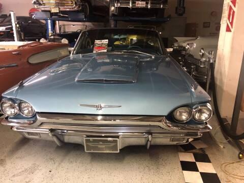1965 Ford Thunderbird for sale at Berliner Classic Motorcars Inc in Dania Beach FL