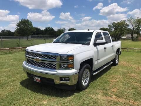 2014 Chevrolet Silverado 1500 for sale at LA PULGA DE AUTOS in Dallas TX