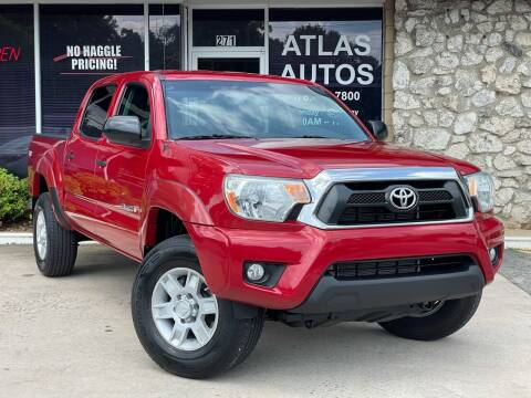 2012 Toyota Tacoma for sale at ATLAS AUTOS in Marietta GA