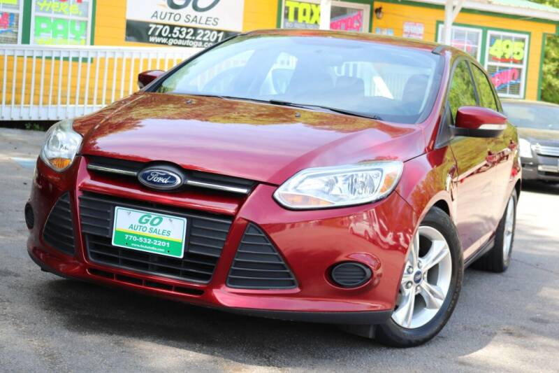 2014 Ford Focus for sale at Go Auto Sales in Gainesville GA