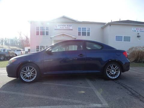 2006 Scion tC for sale at SOUTHERN SELECT AUTO SALES in Medina OH