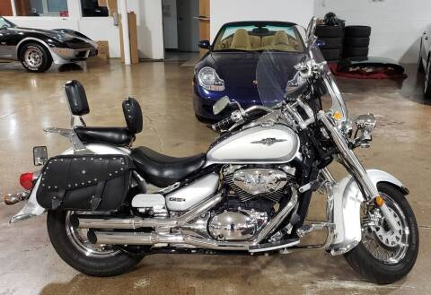 2007 Suzuki Boulevard  for sale at The Motor Collection in Columbus OH